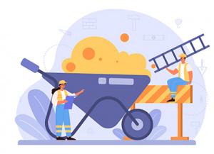 Подрядчики строительства бюджетных объектов